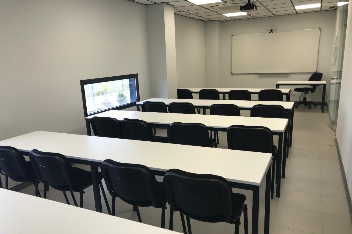 Securtraining - Alquiler de aulas y material formativo